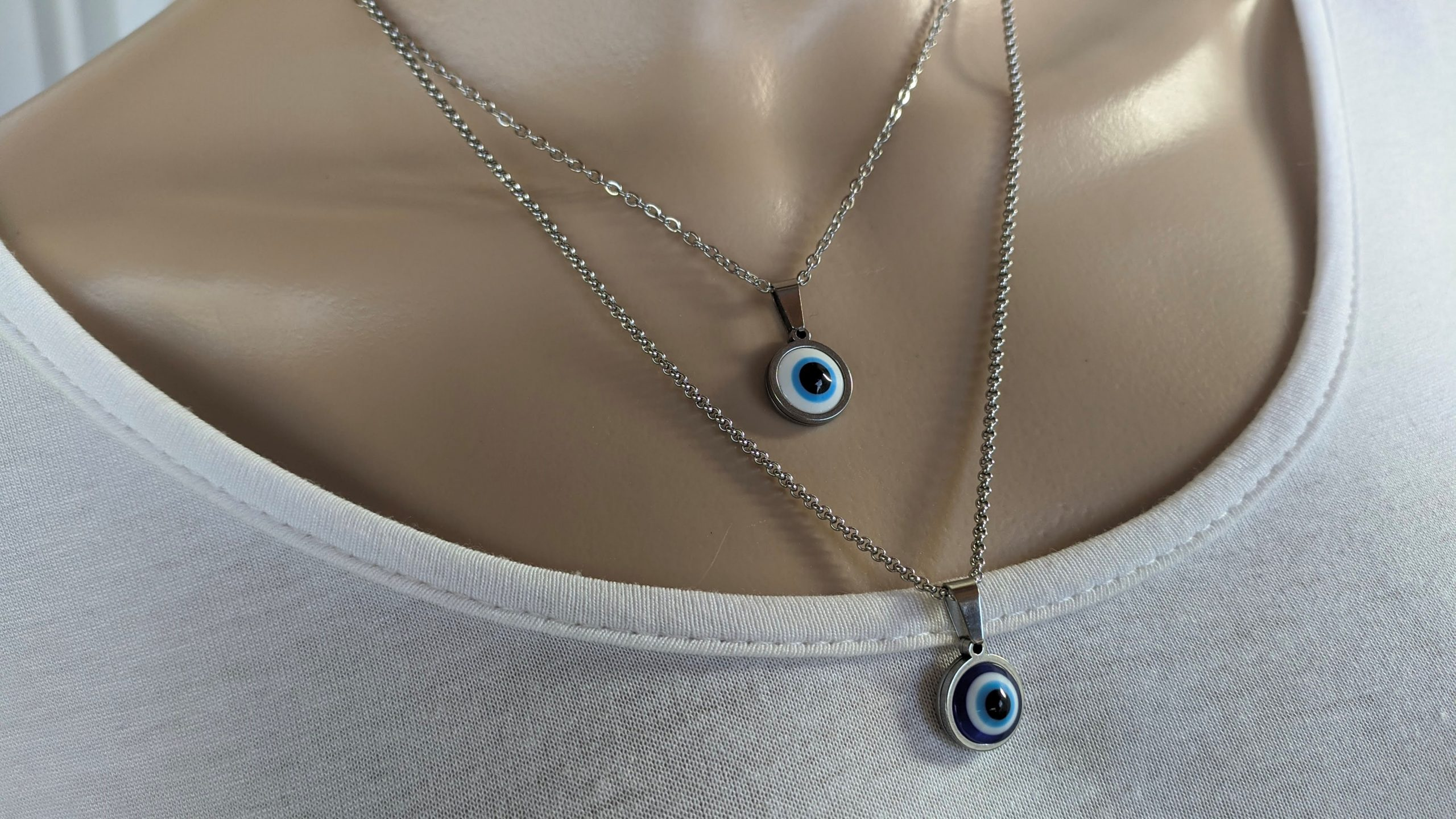 stainless evil eye necklace1