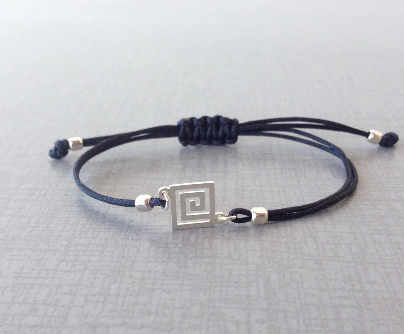 bracelet macrame maindros4